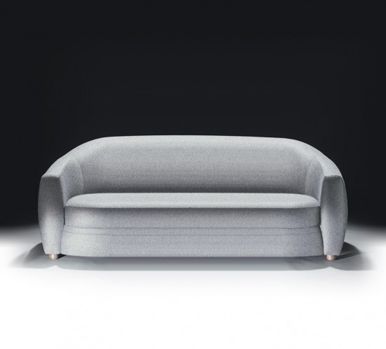 Ecart international rest sofa - Canape poltrone et sofa ...