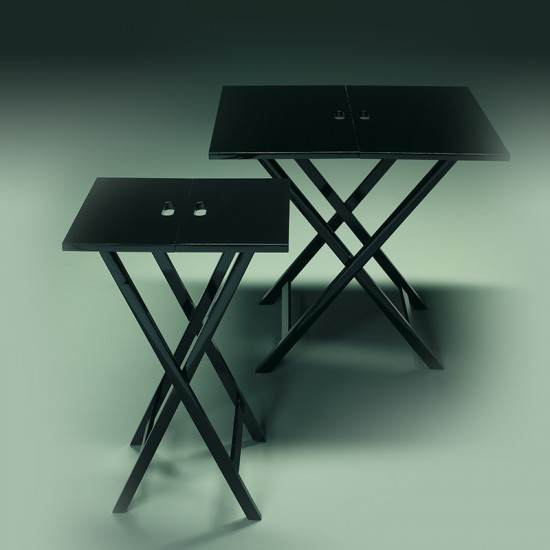 Ecart paris collection ecart paris - Table pliante monoprix ...